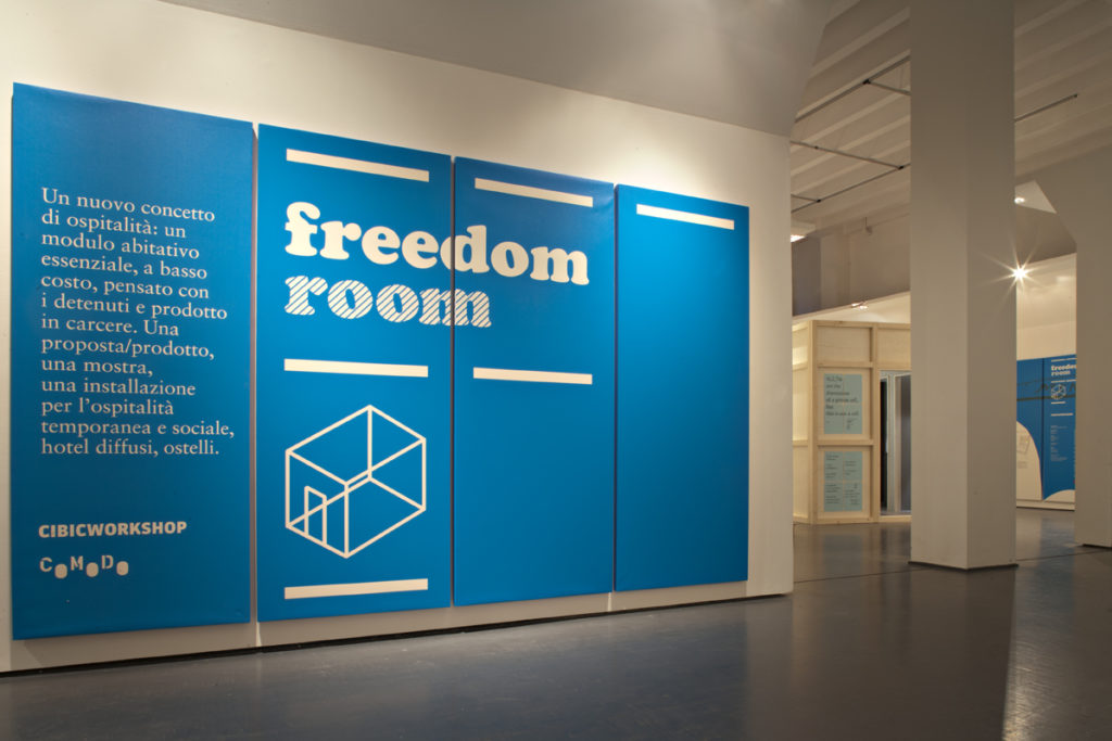 Freedom Room - Ado Cibic