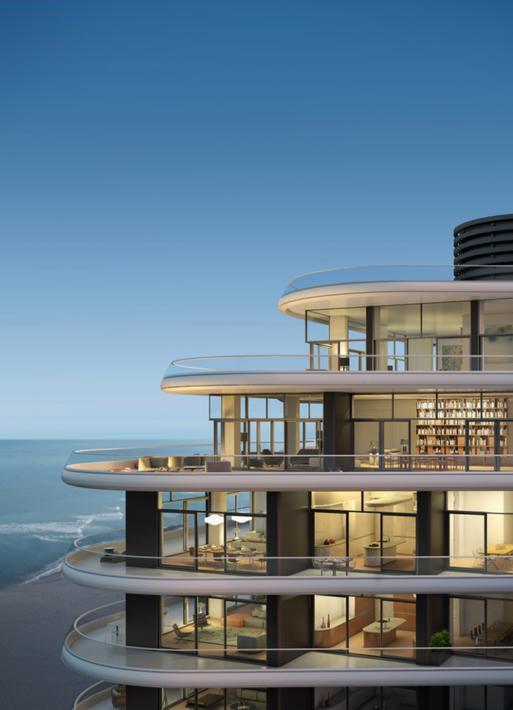 Faena house designed by Norman Foster becomes the latest attraction of the Miami Revolution