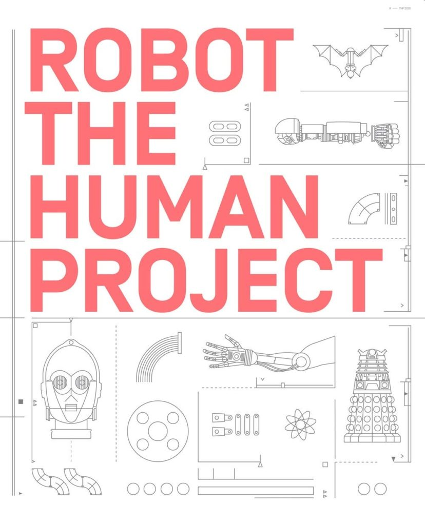 Robot. The Human Project