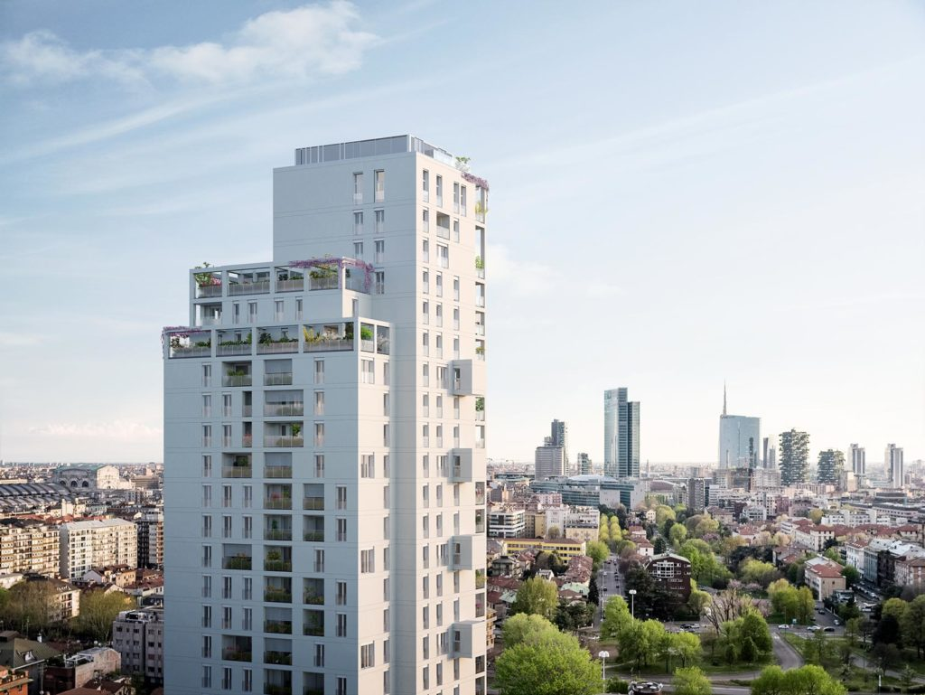 Torre Milano reshapes the heart of the City