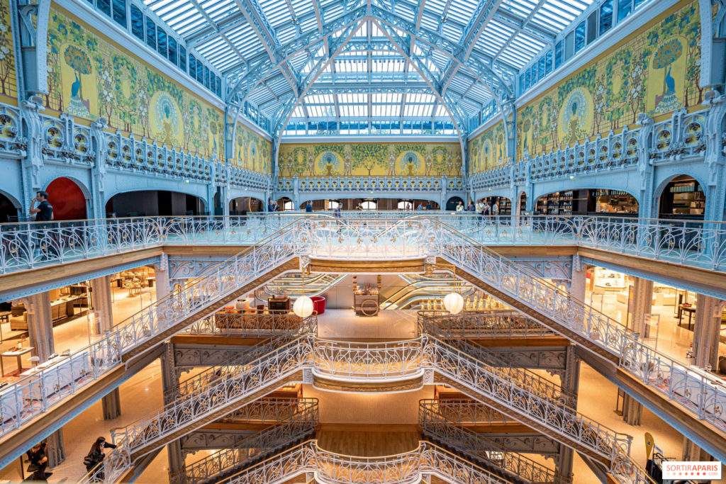 Samaritaine Paris rises like a phoenix from its ashes